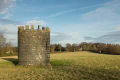 Stone tower. Stock Images