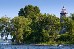 Free Stone Tower Of Windmill Point Light Royalty Free Stock Photos - 63973588