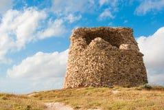 Stone tower Royalty Free Stock Photos