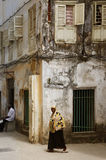 Stone Town Royalty Free Stock Images