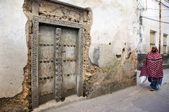 Stone Town Royalty Free Stock Image
