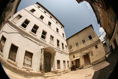 Stone Town, Zanzibar Royalty Free Stock Photos