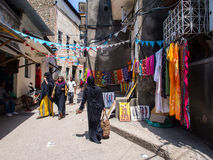 Stone Town, Zanzibar Stock Images