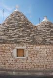 Stone Trullo Window Royalty Free Stock Photo