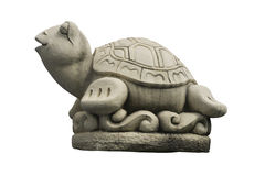 Stone Turtle Royalty Free Stock Photo
