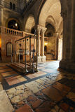 Stone of Unction, Temple of the Holy Sepulcher in Jerusalem Stock Photography