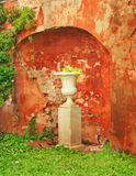 Stone vase Stock Photos