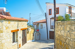 The stone village Stock Photo