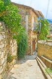 The stone village Royalty Free Stock Photos