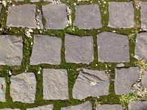 Stone walkway Royalty Free Stock Photography