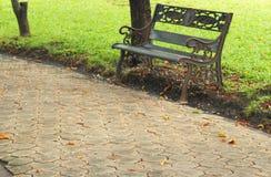 Stone walkway texture Royalty Free Stock Photo