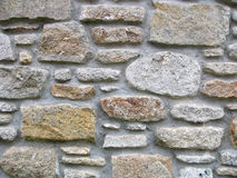 Stone Wall. Old Stone Wall Royalty Free Stock Photography