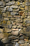 Stone Wall. Old stone wall texture Royalty Free Stock Photos