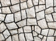 Stone wall. Of a house Royalty Free Stock Photos