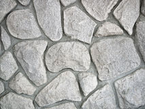 Stone wall. Background or rough texture Stock Image