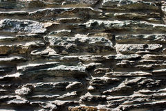 Stone Wall. Abstract backgroubd with old rock wall royalty free stock photos