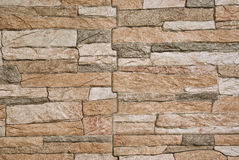 Stone wall. Background texture detail Royalty Free Stock Photos