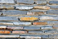 Stone wall. Royalty Free Stock Photos