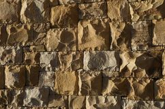 Stone Wall Stock Image