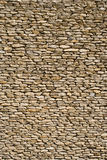 Stone wall 2. The detail of a wall made of stones Royalty Free Stock Photos