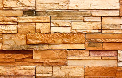 Stone wall. Architectural stone wall from a fireplace Stock Photos