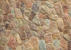 Stone wall. Stock Photography
