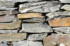 Stone wall. Background of stone wall old Royalty Free Stock Image