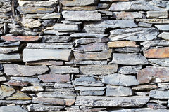 Stone wall. Background of stone wall old Stock Photo