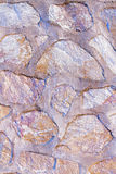 Stone wall. Background of stone wall detail Royalty Free Stock Photo