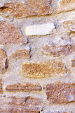Stone wall. Background of stone wall detail Stock Photography