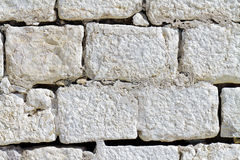 Stone wall. Background of stone wall day Royalty Free Stock Photo