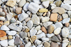Stone wall. Background of stone wall and boulders Stock Images