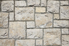 Stone wall. Close up of grunge stone wall Royalty Free Stock Photography