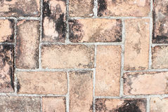 Stone wall. Stone brick wall, old brick Royalty Free Stock Photography