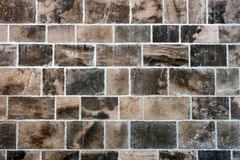 Stone wall. Natural stone outer wall texture photo Royalty Free Stock Image