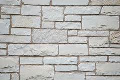 Stone Wall. Layed stone wall for texture or background Royalty Free Stock Images