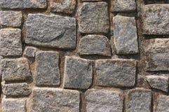 Stone wall. Texture stock photo