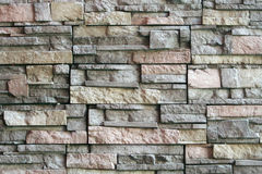 Stone wall. Royalty Free Stock Photo