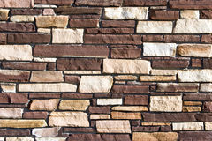 Stone Wall Royalty Free Stock Photos