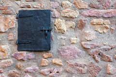 Free Stone Wall And Window Royalty Free Stock Images - 31895129