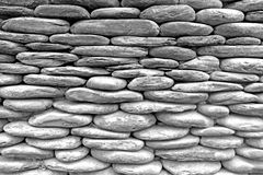 Stone wall as background royalty free stock images