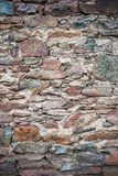 Stone Wall Backdrop Royalty Free Stock Images