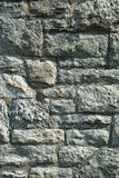 Stone wall background. Background old old cemented stone wall Royalty Free Stock Photos