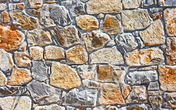 Stone wall : background ? Royalty Free Stock Photography