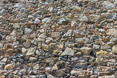 Stone wall background Royalty Free Stock Photo