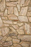 Stone wall for background Royalty Free Stock Photo