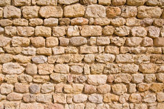 Stone wall background Royalty Free Stock Photography