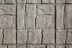 Stone wall. Background of the stone wall Royalty Free Stock Photos