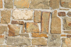 Stone wall background. The background is a stone wall royalty free stock photos