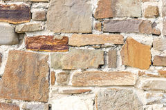 Stone wall background. The background is a stone wall royalty free stock photography